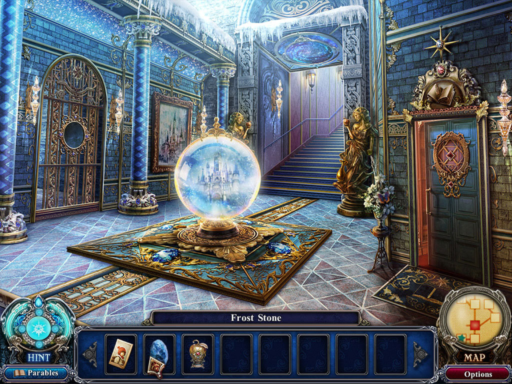 Wallpapers Of Snow Fall Dark Parables Rise Of The Snow Queen Collector S Edition