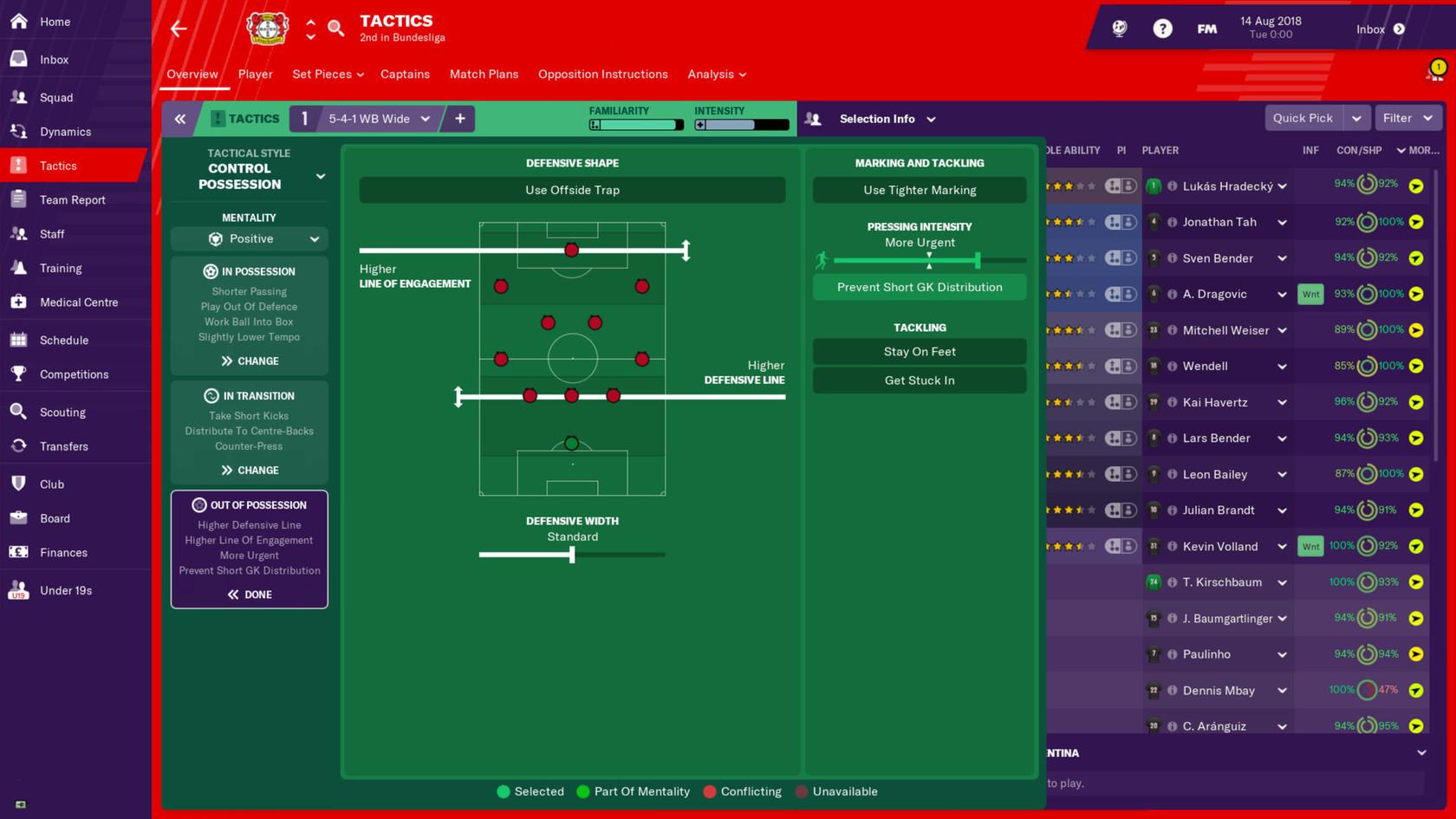 Football Manager 2019 | macgamestore.com