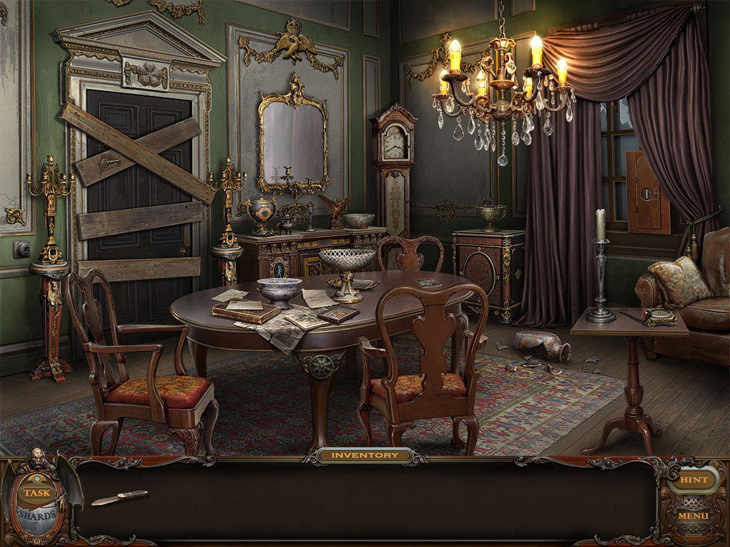 Haunted Manor Lord Of Mirrors Collectors Edition
