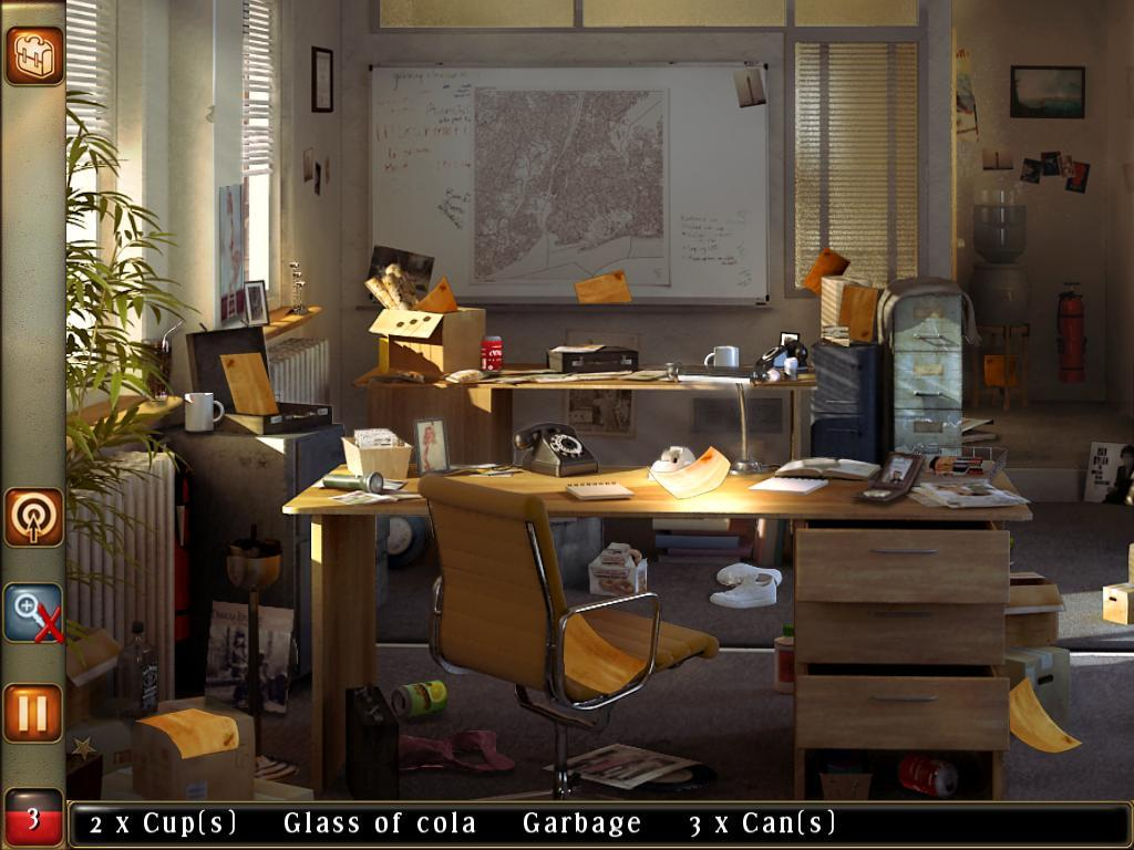 Hidden Objects  3 in 1  Crime Scene Pack  macgamestorecom