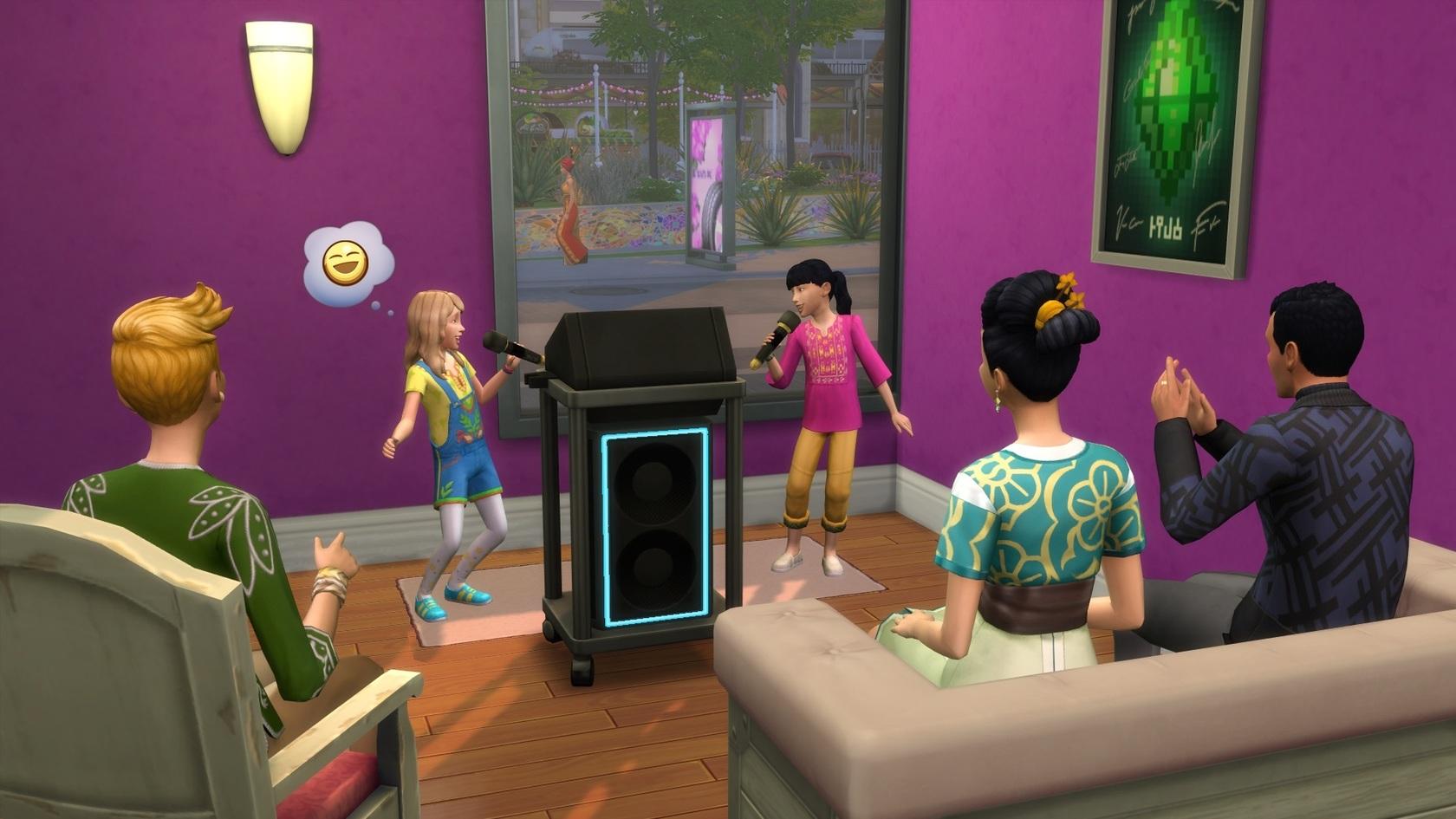 The Sims 4 City Living  macgamestorecom