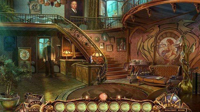 Screenshot Wallpaper Gravity Falls Web Of Deceit Deadly Sands Collector S Edition