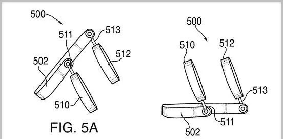 New Apple Patent Illustrates Headphones Doubling As