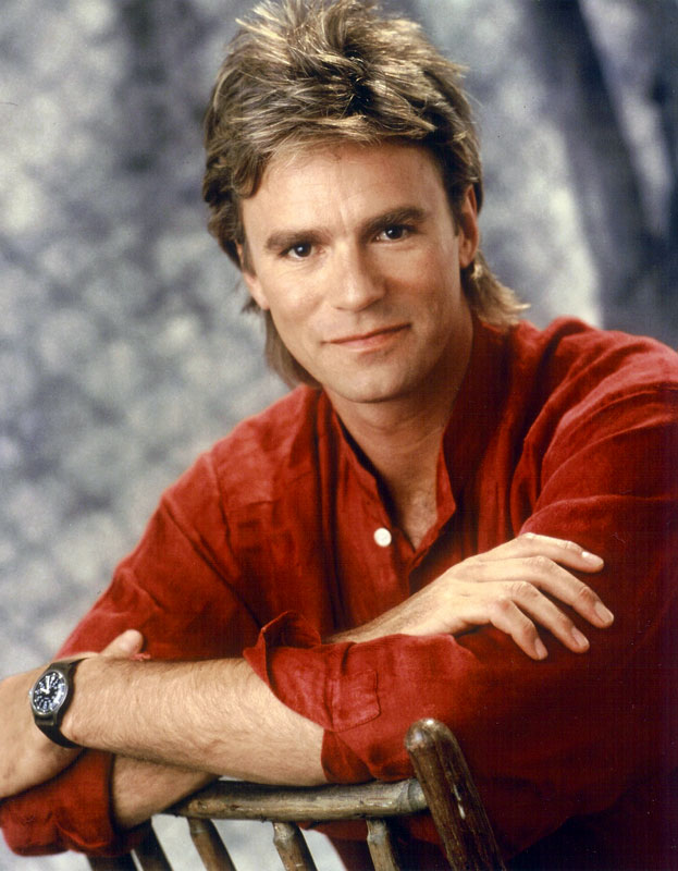 Cbs Are Looking At Rebooting Macgyver With James Wan To Direct The Pilot Which Will Apparently Revolve Around A Twentysomething Angus Macgyver Who Gets