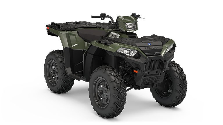 Polaris Sportsman 850 for Government from MacGyver Solutions