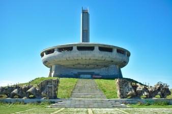 Bulgarien: Das Buzludja Denkmal, ein skurriles Relikt des Kommunismus