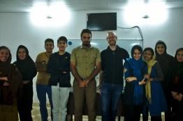 Kashan: Der Besuch in den lokalen Englischklassen war überwältigend