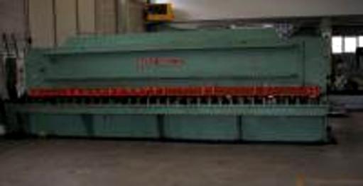 Cesoia idraulica Riboldi 608