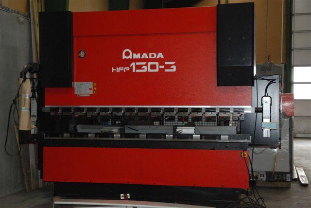 Pressa piegatrice Amada HFP 130/3 usata in vendita