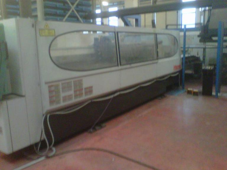 taglio laser Mazak Hypergear-X510 usato in vendita