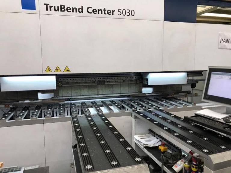 TruBend Center 5030 pannellatrice usata in vendita