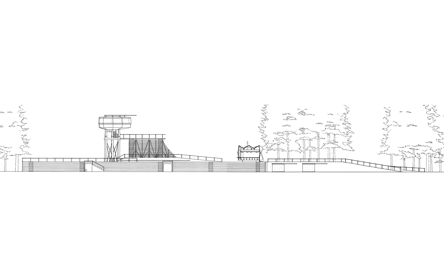 Phillips Exeter Academy Stadium Competition