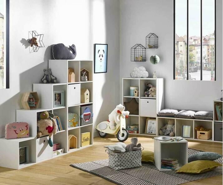 meuble de rangement moov 6 cases pour