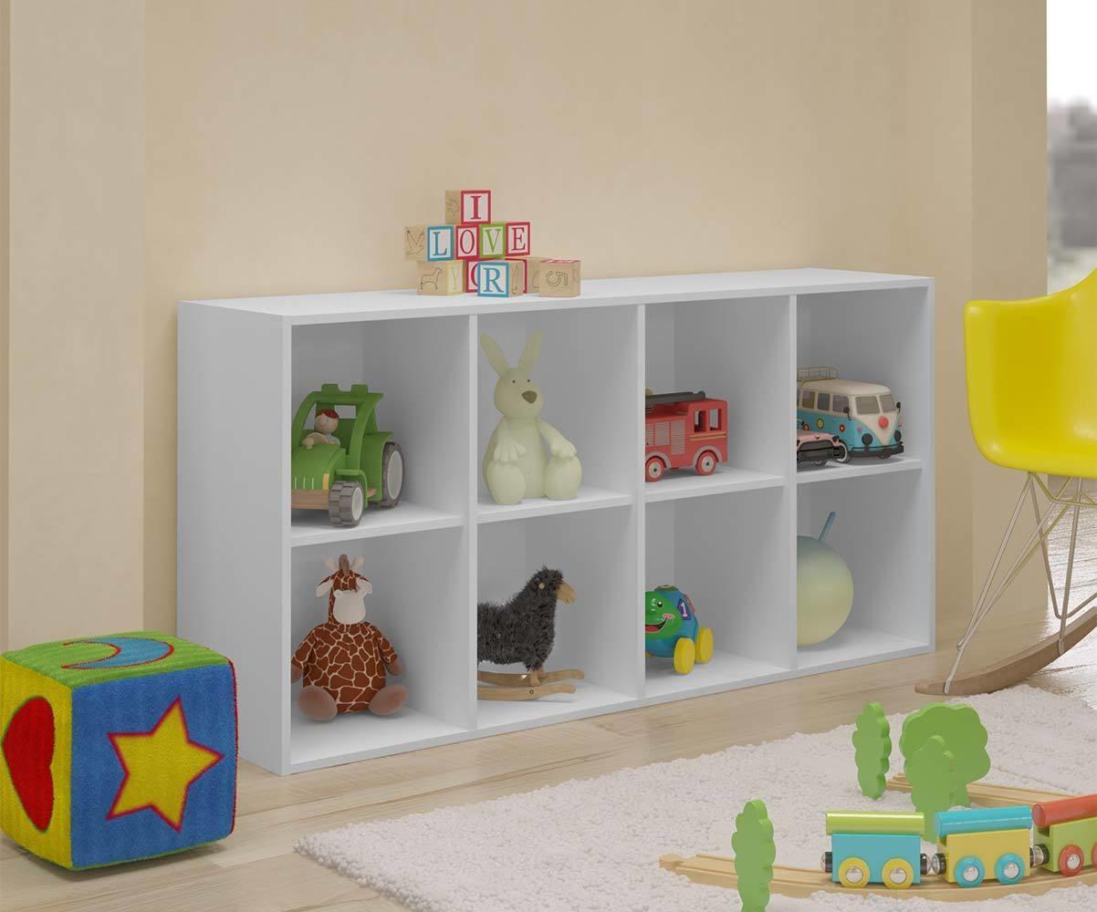 meuble de rangement 8 cases moov