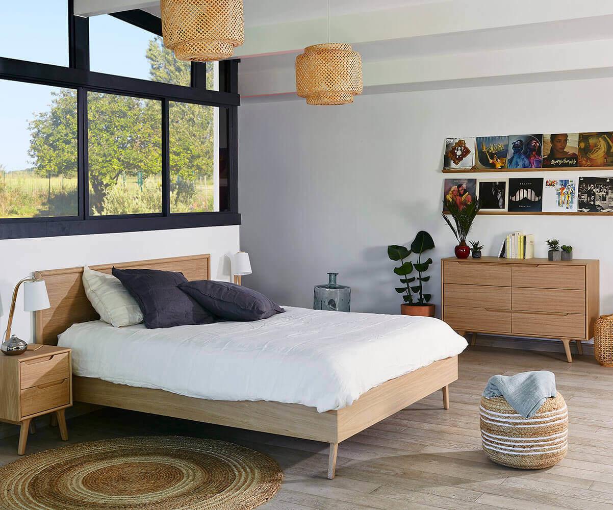 chambre ado 4 meubles volga