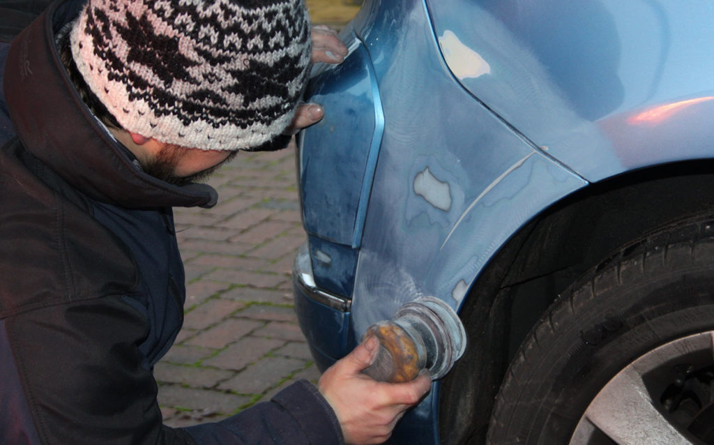 Tips To Repair Auto Body Scratches Auto Mechanic