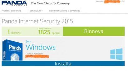 panda internet security 2015 groupon