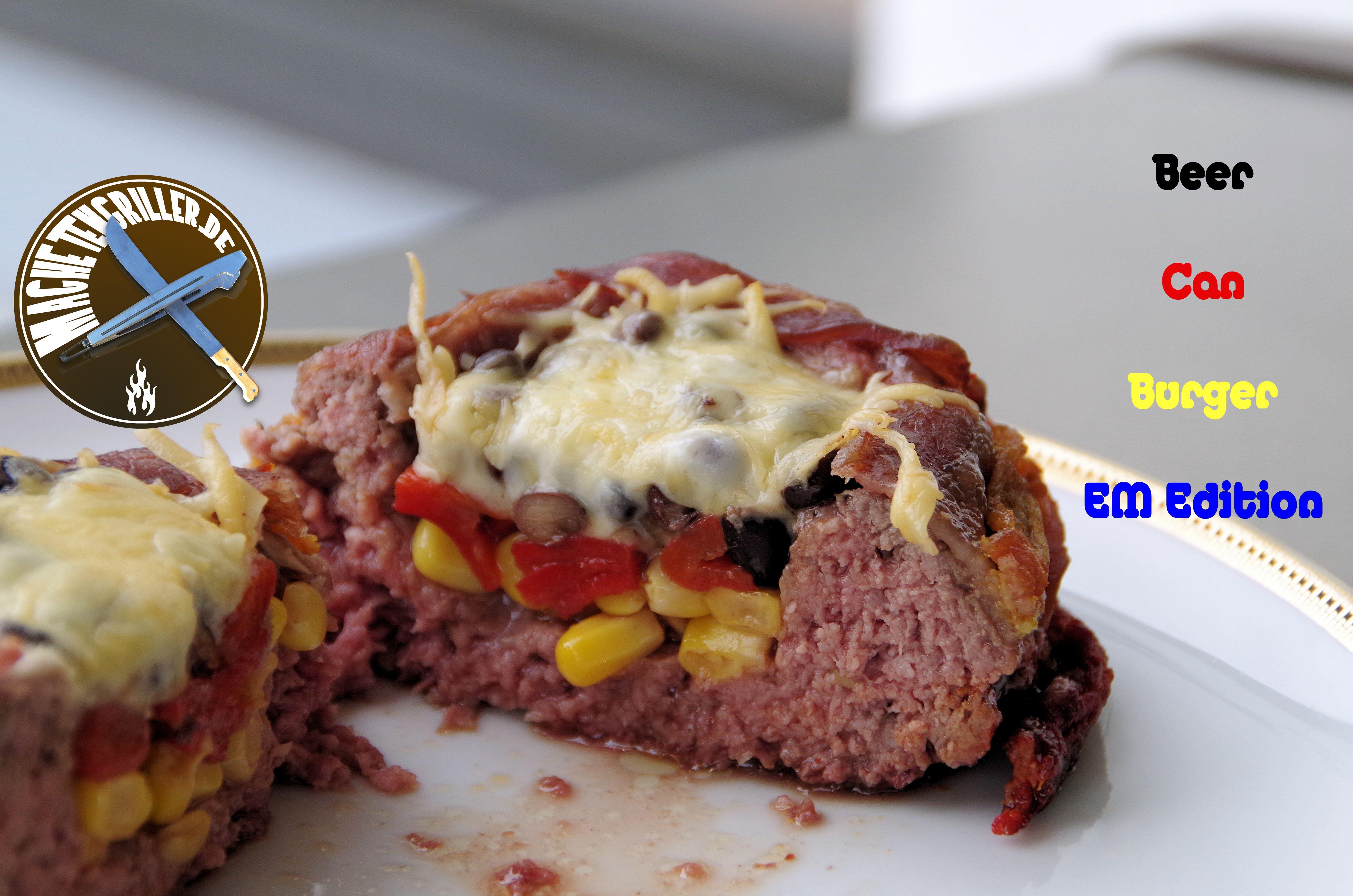 Beercan Burger