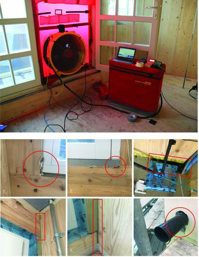 Air Tightness Consultancy