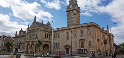 Weston Town Hall Refurbishment