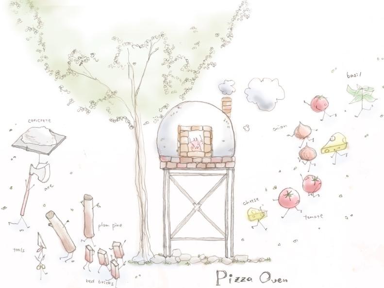 【「北本」の雑木林を舞台に「移動式ピザ釜」つくり】プロジェクトにご支援をお願いします!