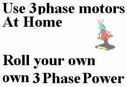 Three 3 phase converter static rotary plans. SINCE1960S