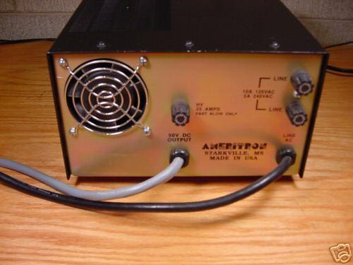 Ac Fan Wire Diagram Ameritron Als 600 Solid State Linear Amplifier Mint