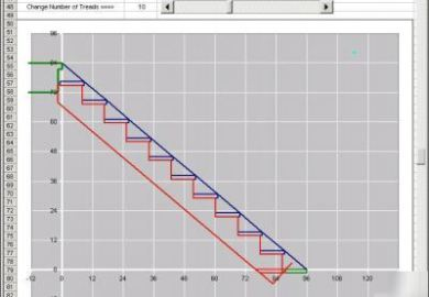 Building Stair Stringers Calculator