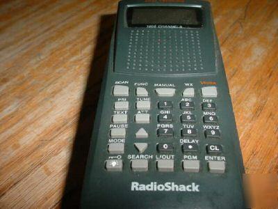 Radio Shack Dual Trunking Scanner Receiver Radio Pro 95