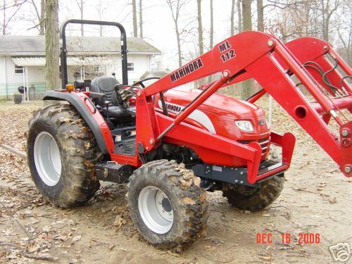 Mahindra 4110 Tractor 4x4