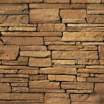 Owens corning cultured stone fawn country ledgestone