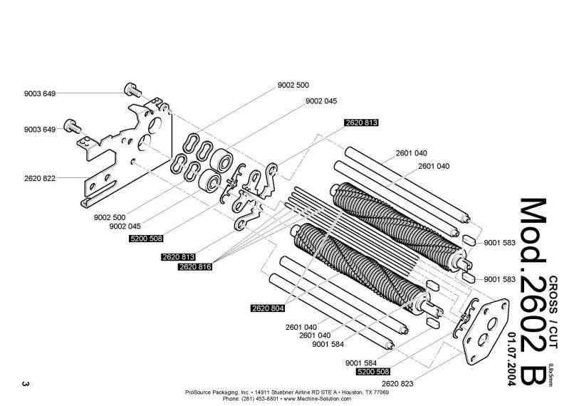 Parts Assistant Mbm Destroyit 2602 B
