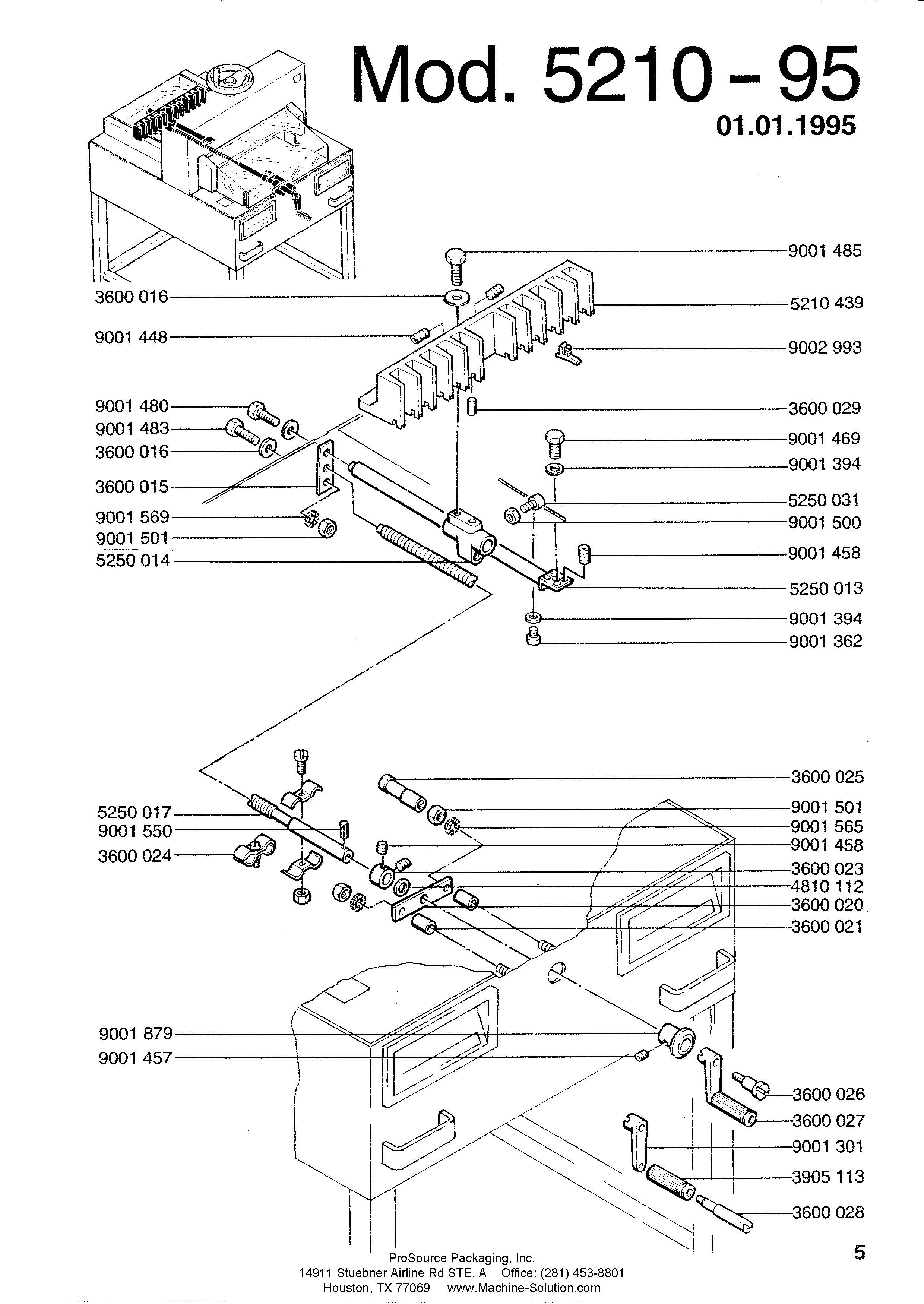Wiring Diagram For Ideal Guillotine