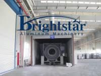 Aluminium dross rotary furnace | Alumachine