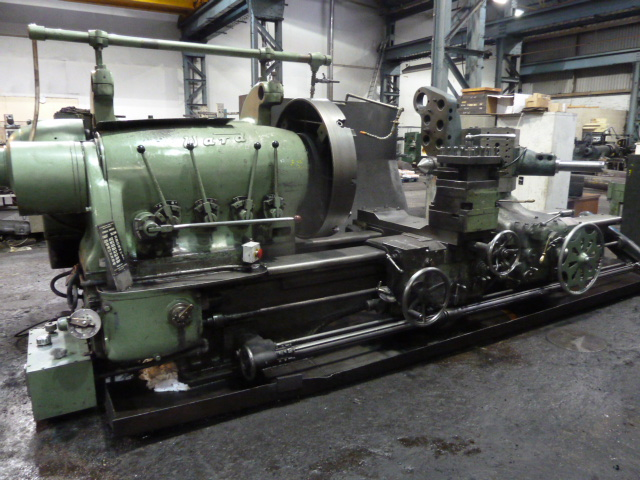 Ward Turret Lathes For Sale
