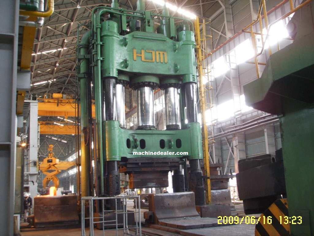 6500 ton hjm forging