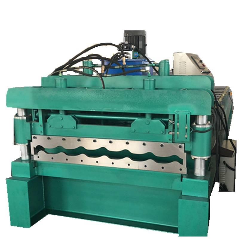 roll forming machine roofing sheet machine gutter making machine
