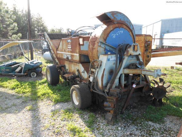 Pecan Harvester Harvesting Equipment - Year of Clean Water