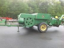 John Deere 348 Baler Equipment - Year of Clean Water