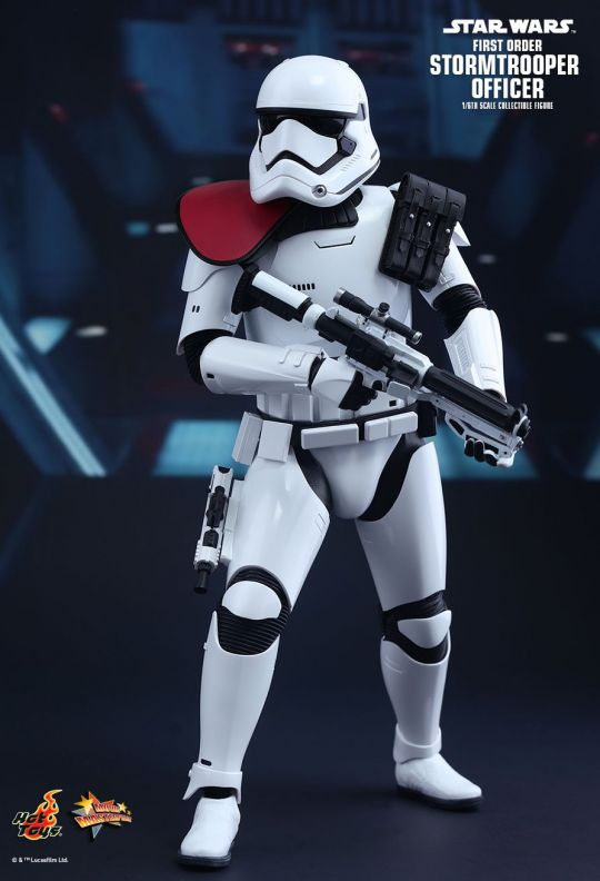 Figurine 16 Star Wars  The Force Awakens  First Order