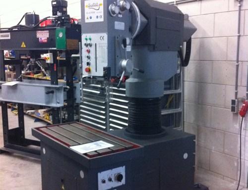 Huvema Snelradiaal boormachine HU40 RDM