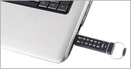 iStorage datAshur 256-bit Encrypted USB 2.0 Flash Drive Usage Step 2