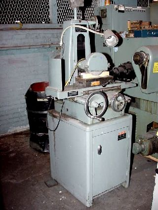 Harig Surface Grinder For Sale