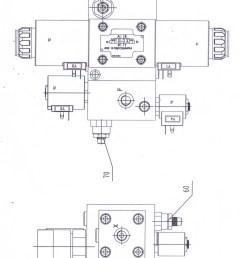 press brake hydraulic diagram [ 1362 x 2238 Pixel ]