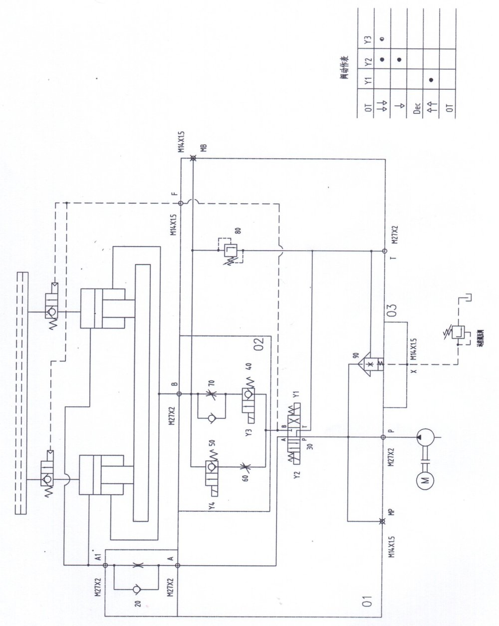 medium resolution of limit switch wiring diagram hydraulic ram wiring library square d limit switch diagram limit switch wiring