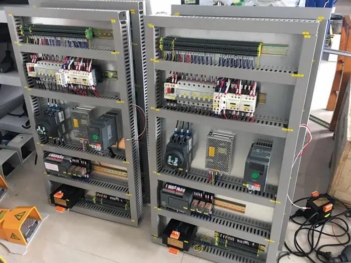 Press Brake Electrical System