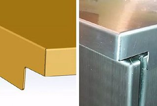 Analysis of Stainless Steel Welding Without Grinding Process