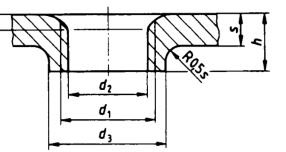 Flanging tapping