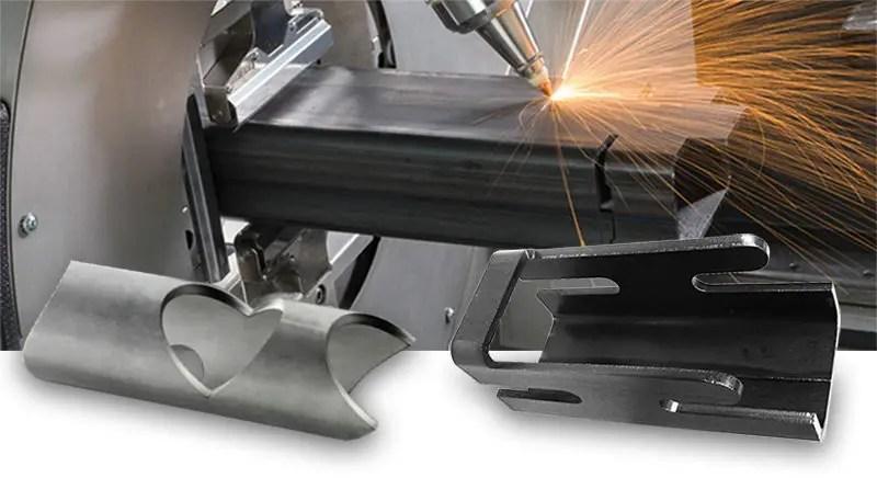 Key Technology ofTube Laser Cutting