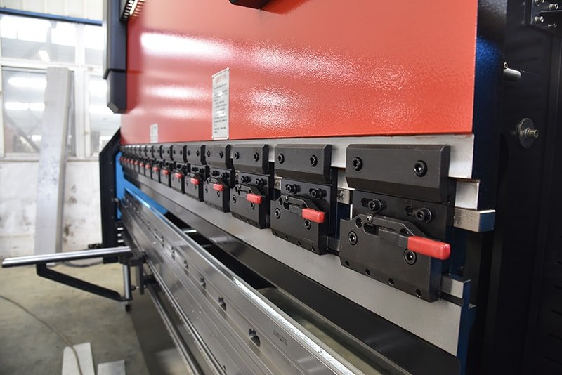 press brake ram cannot be quickly down
